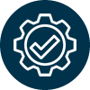 Information governance icon